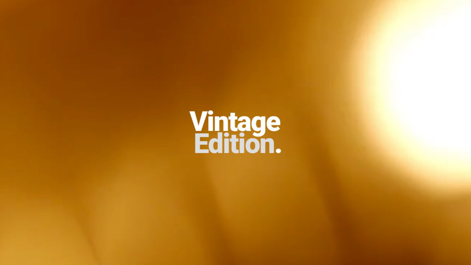 Vintage Edition by Mikeshake