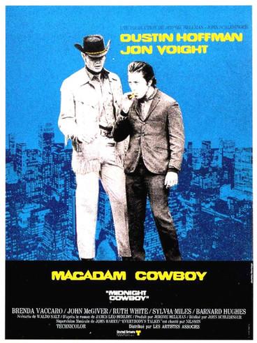 Macadam Cowboy |1969 | Film complet en français