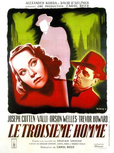 Le Troisième Homme |1949 | Film complet en français