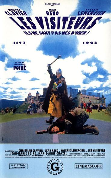 Les Visiteurs |1993 | Film complet en français