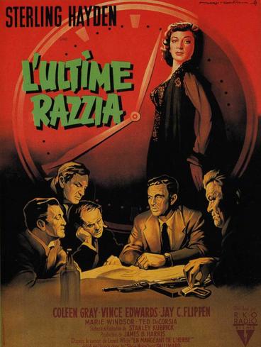 L'Ultime Razzia |1956 | Film complet en français