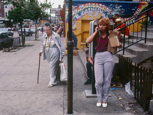 JEFF WASSMANN: CHICAGO, CULTURE POPULAIRE DES 1980S