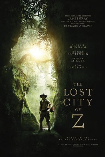 The Lost City of Z |2017 | Film complet en français