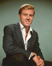 Gorgeous Color Vintage Photos of a Young Robert Redford in the '60s