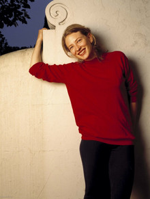 Cate Blanchett Photographed by Robin Sellick, 1994
