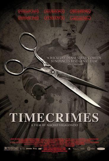 Timecrimes |2008 | Film complet en français