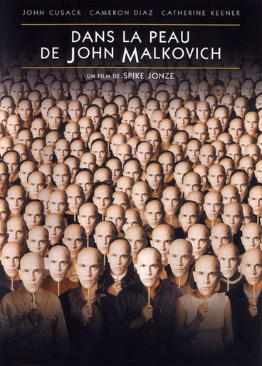 Dans la Peau de John Malkovich  1999   Film complet en français
