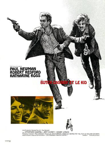 Butch Cassidy et le Kid |1969 | Film complet en français