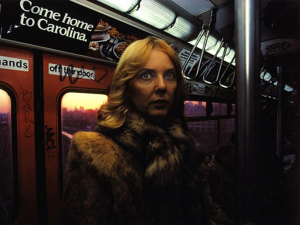 BRUCE DAVIDSON: SUBWAY (1980), SUBTERRANEAN NEW YORK CITY