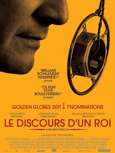 Le Discours d'un roi  2010   Film complet en français