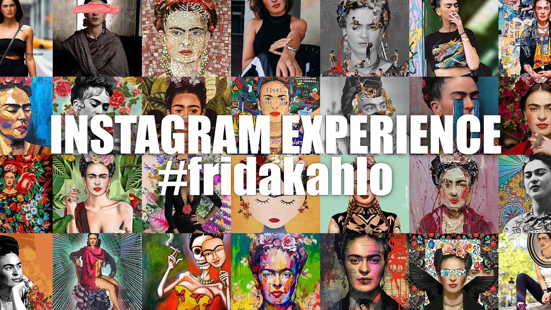 Mikeshake Instagram Experience Frida Kah
