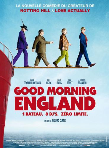 Good Morning England |2009 | Film complet en français