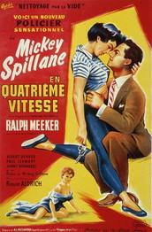 En quatrième vitesse |1955 | Film complet en français