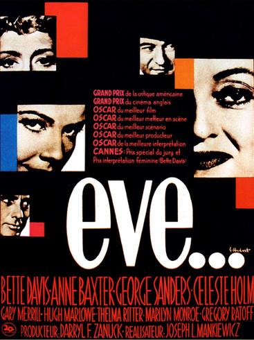 Ève... |1950 | Film complet en français