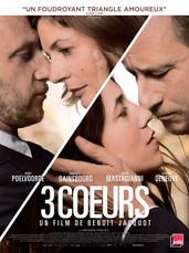 3 Coeurs  2014   Film complet en français