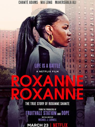 Roxanne Roxanne  2018   Film complet en français