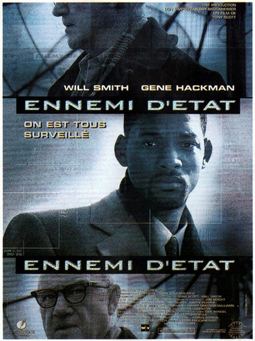 Ennemi d'État  1998   Film complet en français