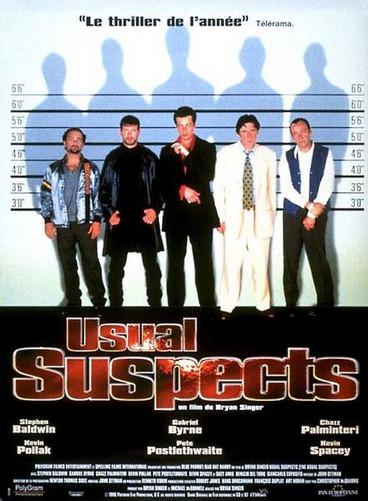 Usual Suspects |1995 | Film complet en français