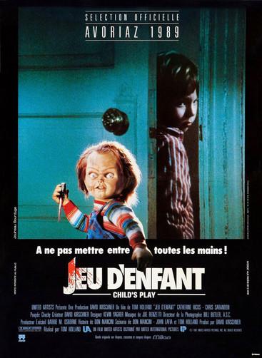 Jeu d'enfant |1988 | Film complet en français