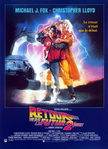 Retour vers le futur 2 |1989 | Film complet en français