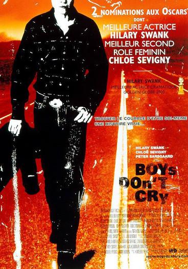Boys Don't Cry  1999   Film complet en français