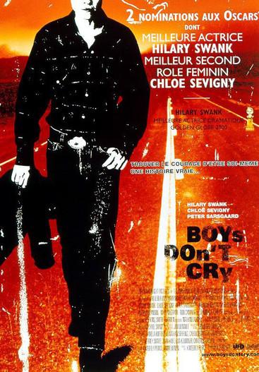 Boys Don't Cry |1999 | Film complet en français