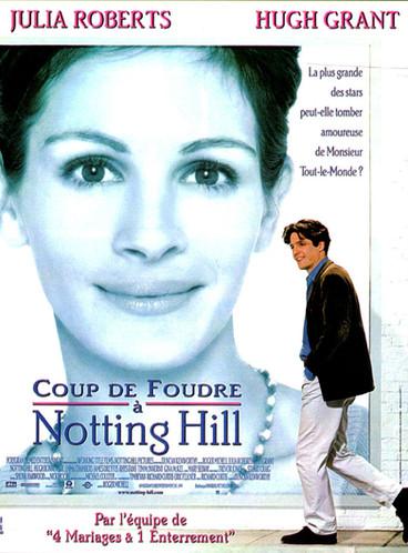 Coup de foudre à Notting Hill  1999   Film complet en français
