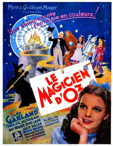 Le Magicien d'Oz  1939   Film complet en français