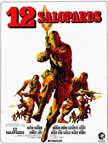 Les Douze Salopards |1967 | Film complet en français
