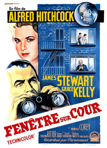 Fenêtre sur cour |1954 | Film complet en français