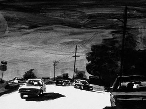 SO YOON LYM: ROAD WORK SERIES, ILLUSTRATIONS EN NOIR ET BLANC