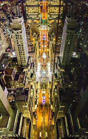 DONNA DOTAN: L'ARCHITECTURE EPOUSTOUFLANTE DE NEW YORK