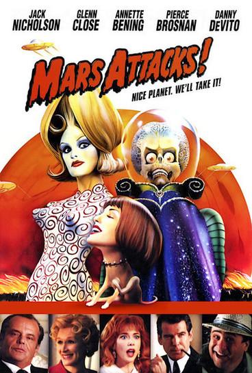 Mars Attacks ! |1996 | Film complet en français