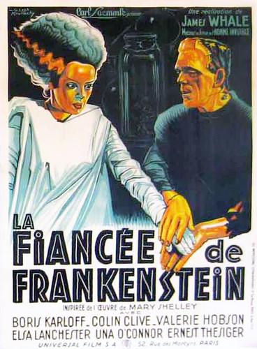La Fiancée de Frankenstein  1935   Film complet en français