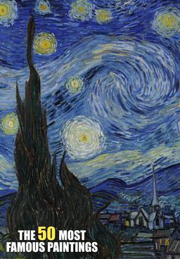 Vincent Van Gogh - Starry Night (1889)