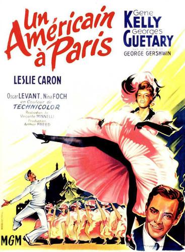Un Américain à Paris |1951 | Film complet en français