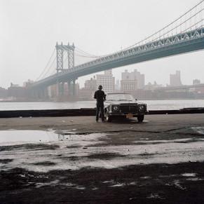 JANET DELANEY: NEW YORK 84-87, COLLECTION PRIVEE