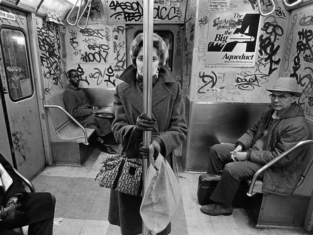 RICHARD SANDLER: THE EYES OF THE CITY