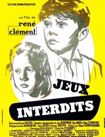 Jeux interdits |1952 | Film complet en français
