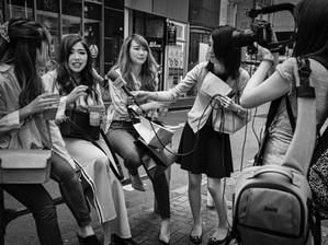 ALESSANDRO ZANONI: SHIBUYA GIRLS, DANS LES RUES DE TOKYO