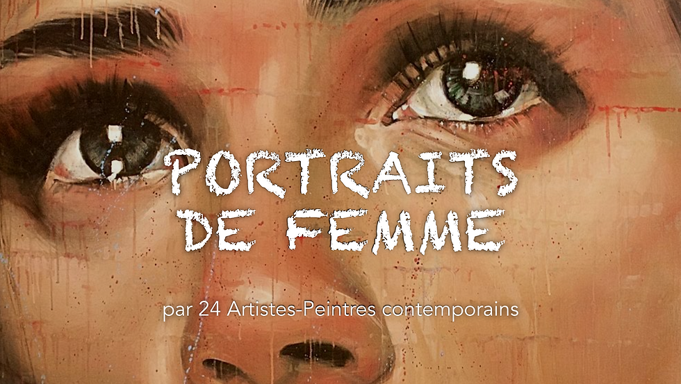 Mikeshake-Portraits-de-Femme-Artistes-Pe