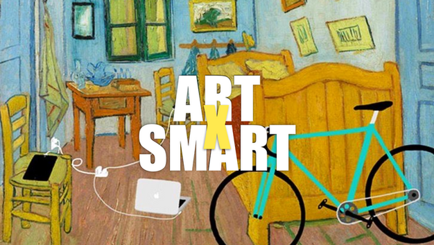 Mikeshake Art x Smart