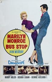 Arrêt d'autobus |1956 |Film complet en français