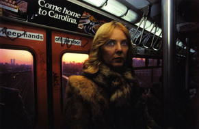 BRUCE DAVIDSON: SUBWAY (1980), SUBTERRANEAN NEW YORK CITY