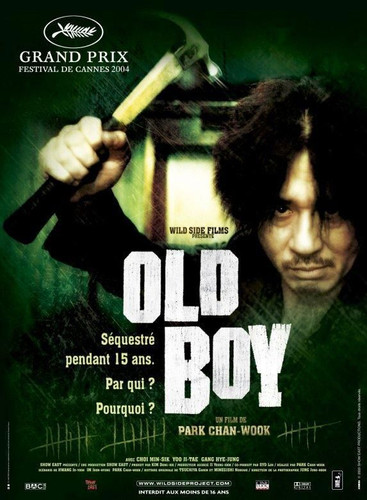 Old Boy  2003   Film complet en français