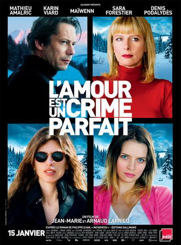 L'amour est un crime parfait |2014 | Film complet en français