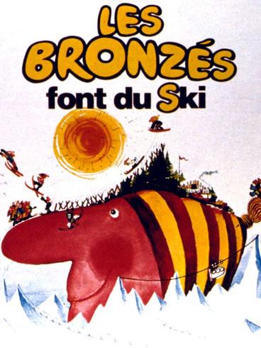 Les Bronzés font du ski |1979 | Film complet en français