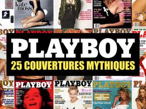 PLAYBOY MAGAZINE: 25 COUVERTURES MYTHIQUES