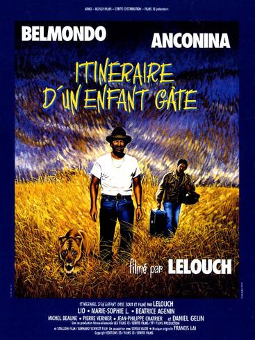 Itinéraire d'un enfant gâté |1988 | Film complet en français