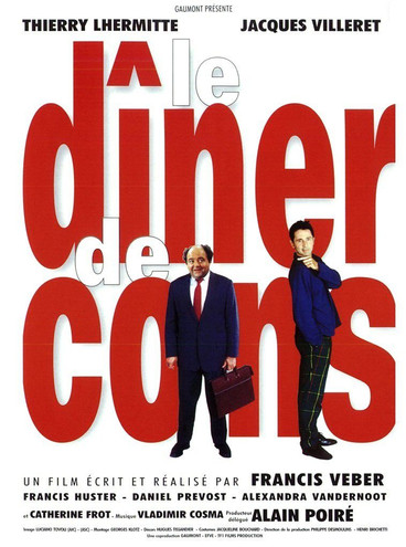 Le Diner de Cons  1998   Film complet en français